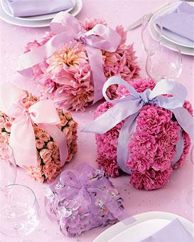 Wedding fragance flowers