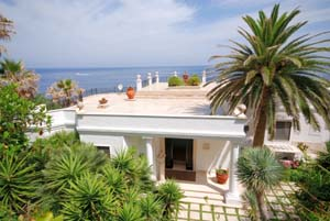 Ischia wedding villas
