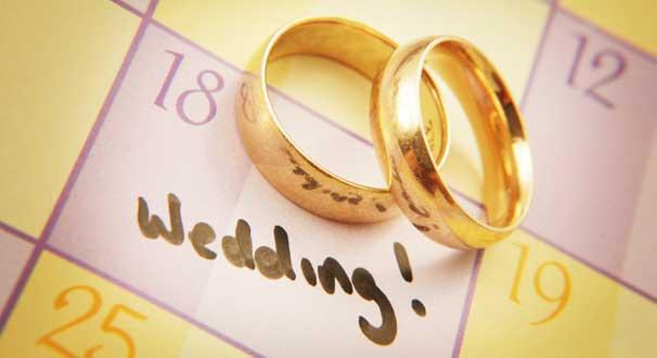 Pre-wedding meeting