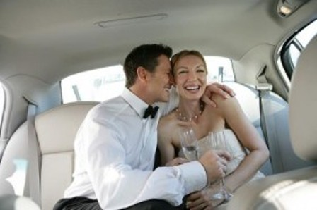Wedding professional cheauffeur