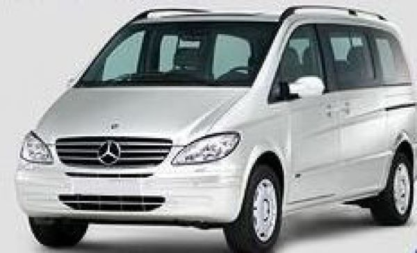 Private transfer in minibus